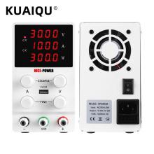 4Digits DC Laboratory Power Supply Voltage Regulator 220 v 110 v Adjustable Power Source 30V 10A Current Stabilizer For Repair