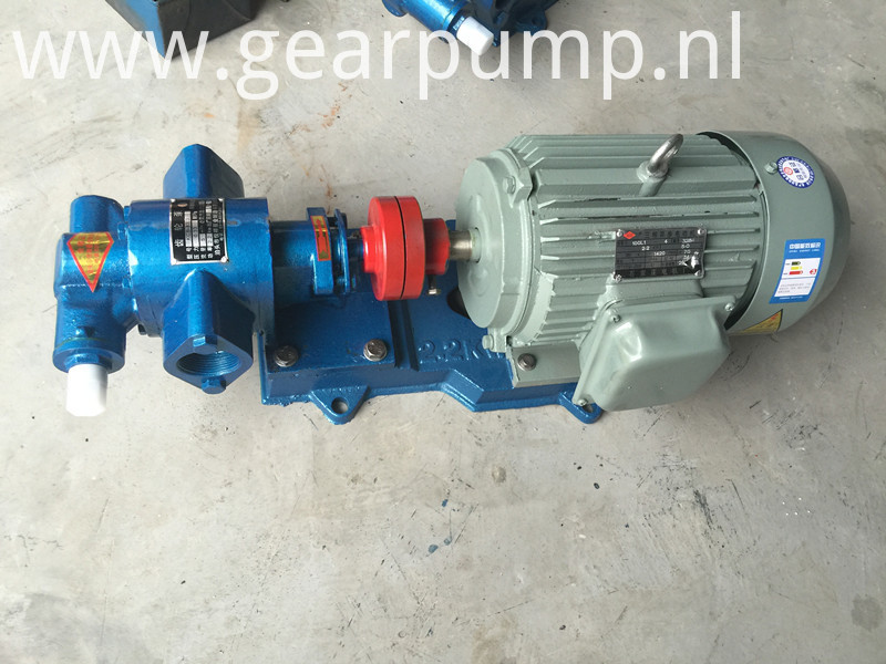 Lube Oil Transfer Pumps