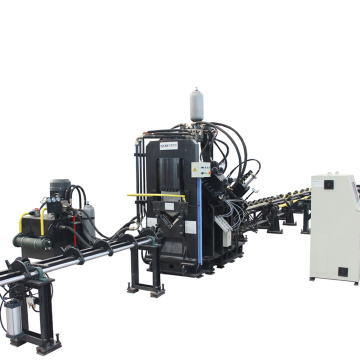 angle production line equipment efficiency machine