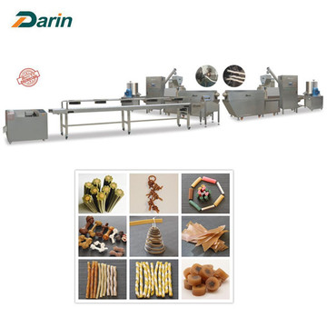 The Best Dog Treats Extruding Machine