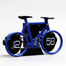 Cool Bicycle Flip Clock