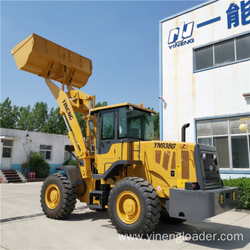 3 ton wheel loader for Heavy Duty