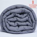 100% Cotton Chunky Hand Knit Weighted Blanket