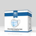 Boxed non-sterile disposable mask 600 pieces