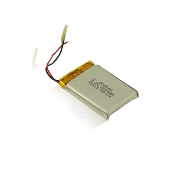 Customized 3.7V Small Lithium Polymer Battery