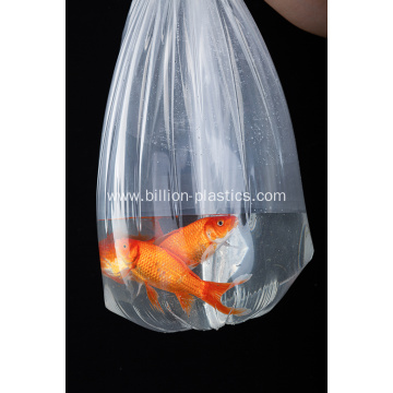 Clear Plastic Garbage Bag