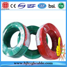 Copper Conductor PVC Insulated Thw Wire Building Wire Electric Wire