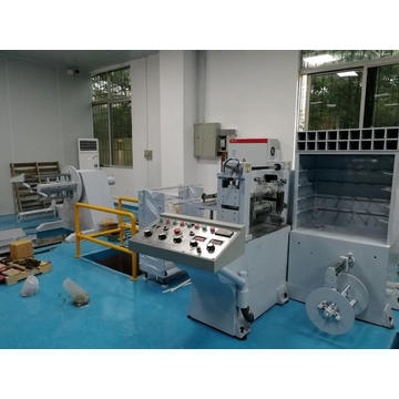 Practical metal iron slitting machine