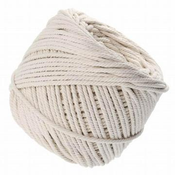 Durable Solid Braided Cotton Rope
