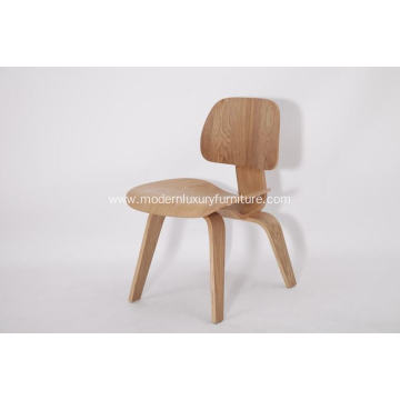Eames molde plywood dining chair