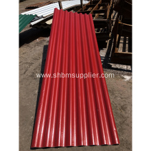 High Strength Anti-corosion Sound-Insulating MgO Roof Tiles
