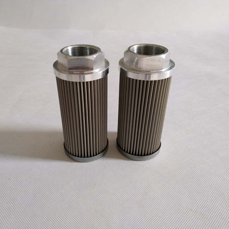 Replacement Hydraulic Filter Element  WU-100X80