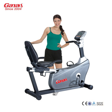 Recumbent Exercise Bike Fitness Stationary Indoor Cycling
