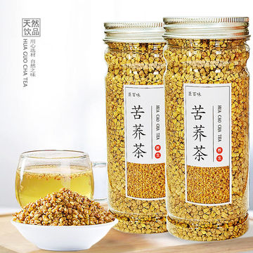 2020 Jiangsu Ku Qiao Cha Tartary Buckwheat Tea for Clear Heat and Anti-fatigue
