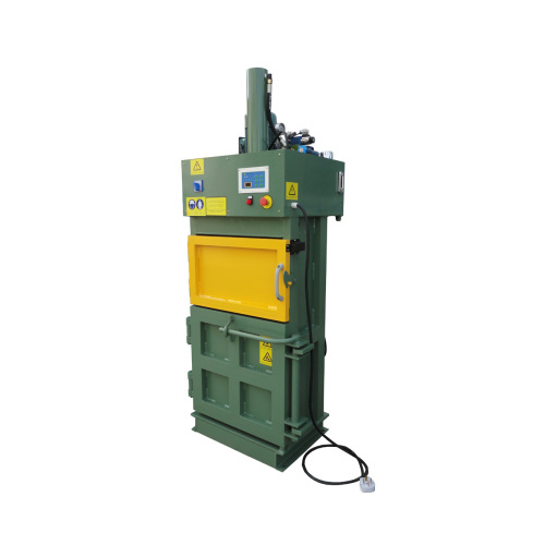 Carton balerl hydraulic baler for waste paper
