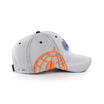 3D embroidery mesh fabric vintage baseball hat