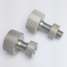 Stainless Steel Knurled Thumb Nut Screws