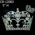 Wholesale Rhinestone Pageant Crown For Adult