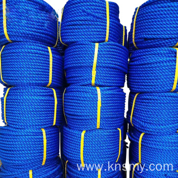 High quality 3 strand twist cotton rope