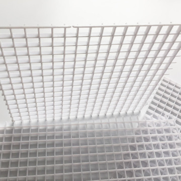 10 pcs One Carton Plastic Egg Crate Grille for Coral Culture In Australia