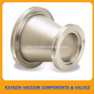 ISO80-ISO63 conical reducing adapter SS316