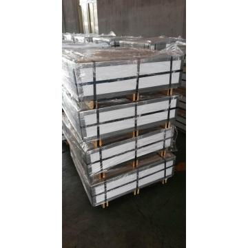 Laminated tinplate in sheets