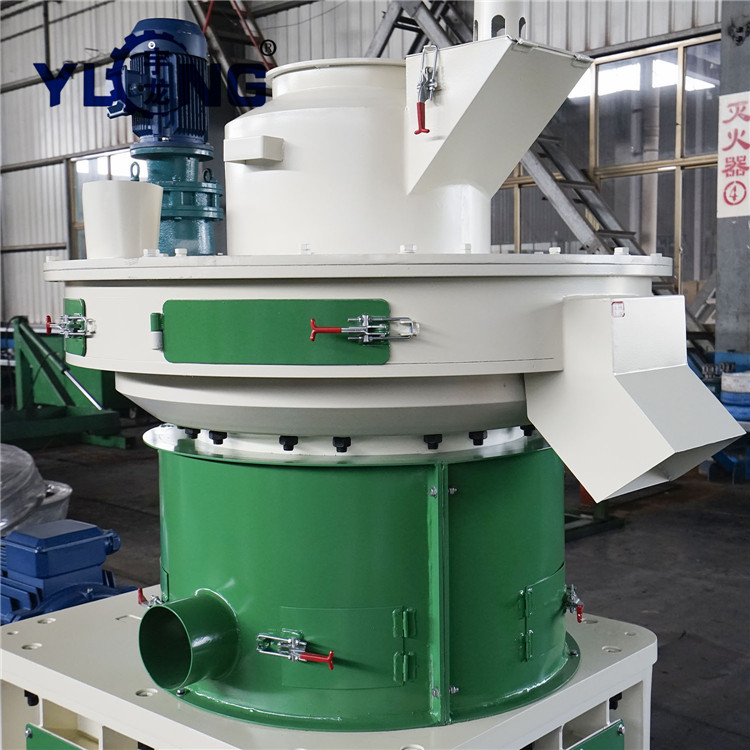 Yulong ring die pellet machine