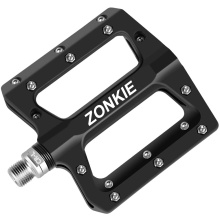 Mountain Bike Pedal Nylon Fiber Non-Slip Black
