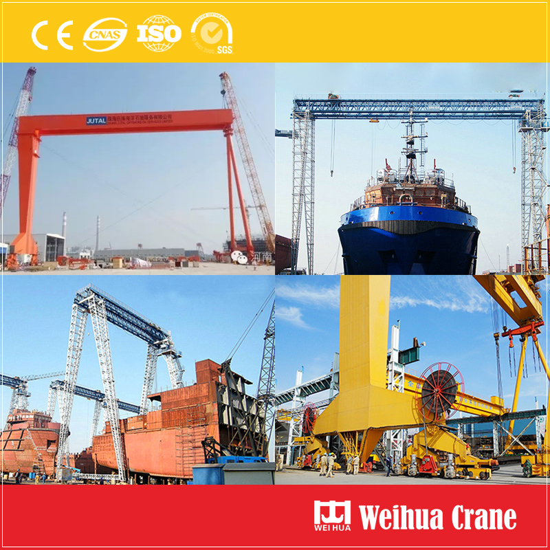 Ship Construction Gantry Crane