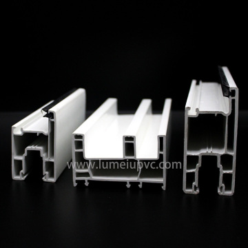Open UPVC Profiles for PVC Plastic Windows
