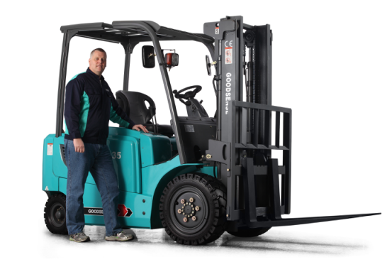 3.0 Ton Electric Forklift