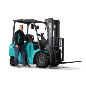 3.0 Ton Quality Electric Forklift With Chinese Battery