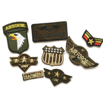 Badge Army Patch Accessory Embroidery Military Patches