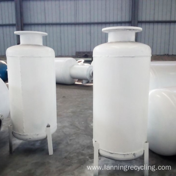 Lanning Carbon Rubber Machine