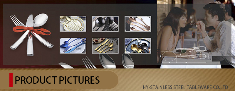 13-0 Refined Stainless Steel Flatware