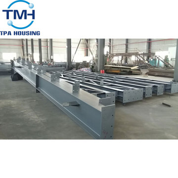 steel frame construction factory steel structure warehouse