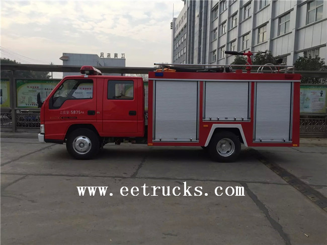 5 TON JAC Fire Vehicles