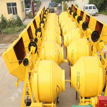 Portable Drum Concrete Mixers