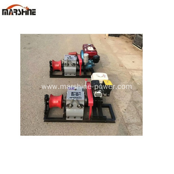 Diesel Engine Winch for Sale