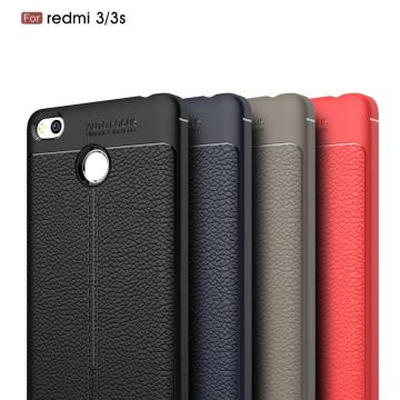 Flexible Soft TPU Scratch Resistant for XIAOMI 3/3S
