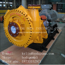 High Head Big Capacity Centrifugal Gravel Pumps
