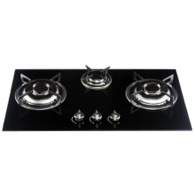 Hob Gas Glass Range Cooker