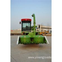 Corn Silage Harvester Forage