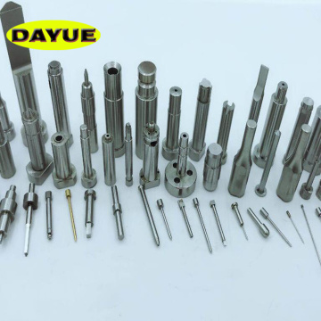 Eccentric Pins and Ejectors for Die Casting Molds