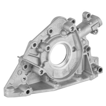 aluminum die casting engine oil pump