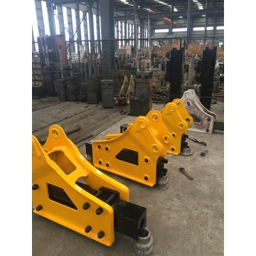 Hydraulic breaker hammer rock factory for excavator sb81