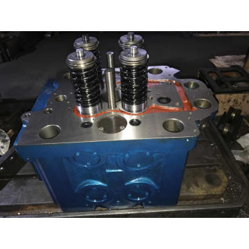 Yanmar Diesel Engine Spare Parts For Cylinder Head
