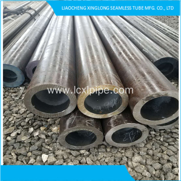 machining pipe s20c s45c GR.B seamless steel