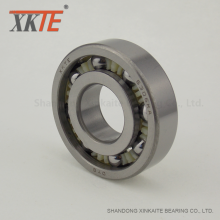 Polyamide Retainer Bearing For Industrial Conveyor Roller