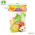 CQS624A-3 CQS soft toys 5PCS and fishing net